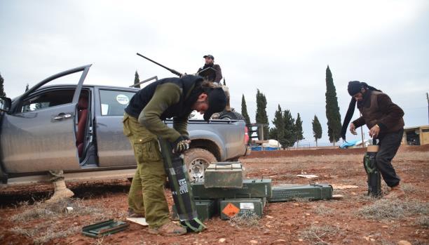 من أجل إصلاح عسكري للمقاومة السورية