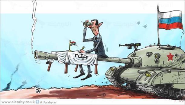 عندما تصبح المعارضة السورية المشكلة