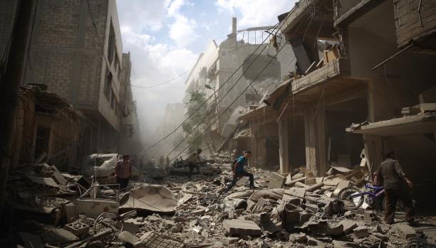 22 قتيلاً -تقبلهم الله في الشهداء- حصيلة ضحايا يوم أمس الثلاثاء في سوريا