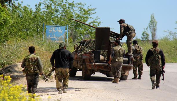 حشد النظام السوري لاستعادة ريف جسر الشغور بلا نتائج