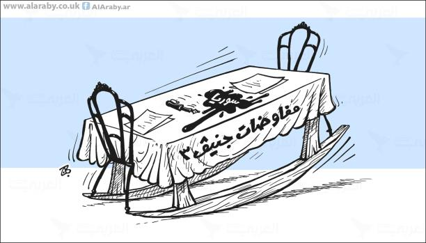 أي تفاوض سوري في جنيف؟
