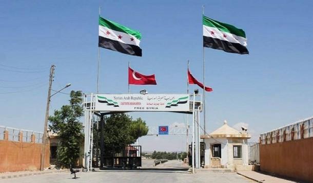 معبر باب الهوى مغلق من الجانب التركي يومي الخميس والجمعة القادمين