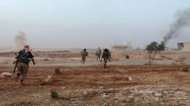 نشرة أخبار سوريا- بعد تشكيل غرفة عمليات مشتركة.. المجاهدون يستعيدون السيطرة على مطار مرج السلطان في الغوطة، وتحرير قرية كوبري بريف حلب الشمالي من تنظيم الدولة -(15_12_2015)