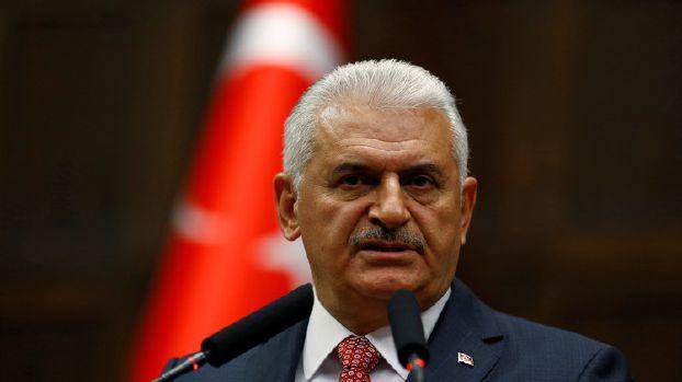 يلدريم: لا نعتزم تنفيذ عمليات عسكرية في عفرين وإدلب