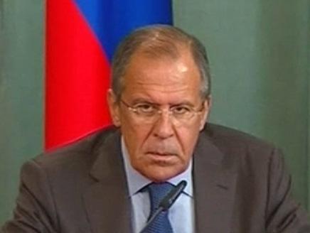 لافروف يكشف عن الخلافات مع كلينتون حول سوريا
