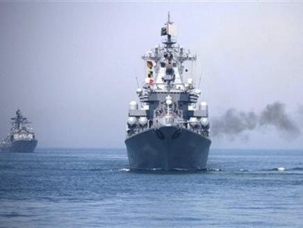 مدمرة و3 سفن إنزال روسية في طريقها إلى طرطوس