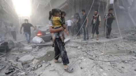 42 قتيلاً -تقبلهم الله في الشهداء- حصيلة ضحايا قصف الطيران الروسي الأسدي يوم أمس الأربعاء