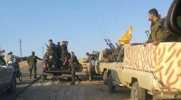 مليشيا حزب الله تعلن بدء معركة