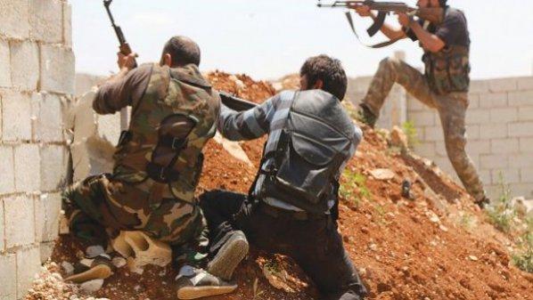 نشرة أخبار سوريا- استعادة السيطرة على مطار وكازية مرج السلطان والمزارع المحيطة بها بريف دمشق، ومقتل عدد من قوات أسد وتدمير عدة آليات لهم بريف حماة -(16_12_2015)