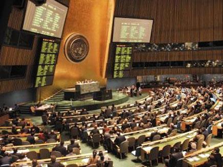 مشروع قرار روسي في مجلس الأمن لـ