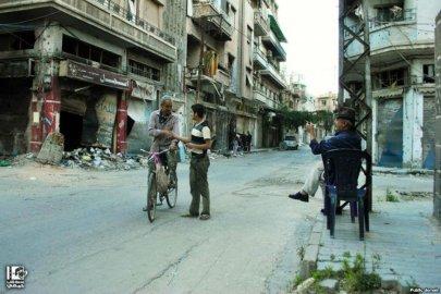 500 يوم من الحصار: صمود أسطوري في مدينة حمص القديمة