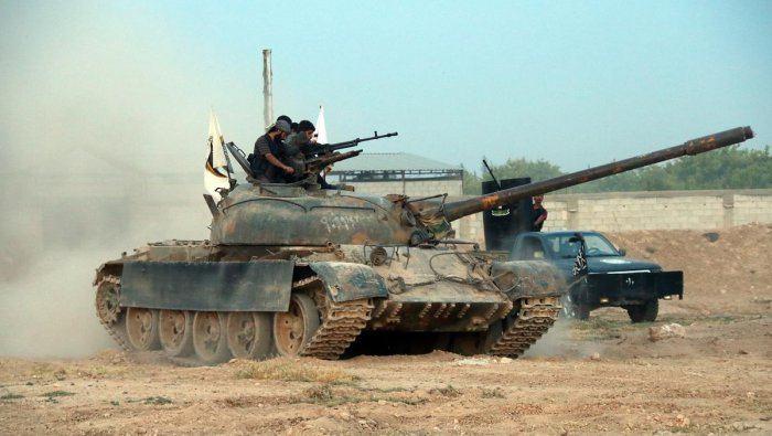 قصف واشتباكات في ريف دمشق وحماة، والثوار يفشلون هجوماً ل