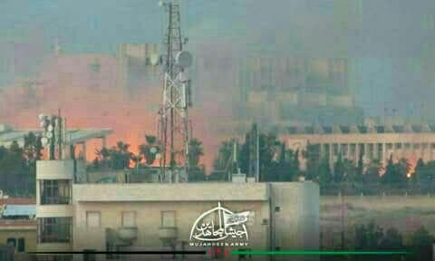 مع اختتام المرحلة الثانية من ملحمة حلب.. الثوار داخل حي
