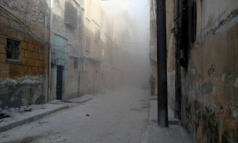 ناقوس حلب يدق: النظام يدخل ثلث المناطق المحاصرة والثوار يتحصنون في الثلثين الباقيين