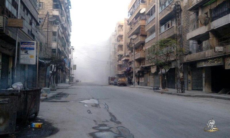 الكلور في حلب من جديد.. وعشرات القتلى من قوات النظام على جبهات حلب المحاصرة