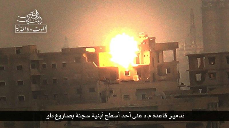 نشرة أخبار سوريا- قوات الأسد تتكبد خسائر كبيرة في حي المنشية بدرعا، وتأجيل التوقيع على اتفاق حي الوعر بسبب قصف قوات النظام -(12-3-2017)