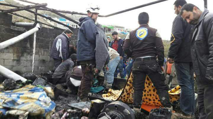 36 قتيلاً -تقبلهم الله في الشهداء- حصيلة ضحايا يوم أمس الأربعاء في سوريا