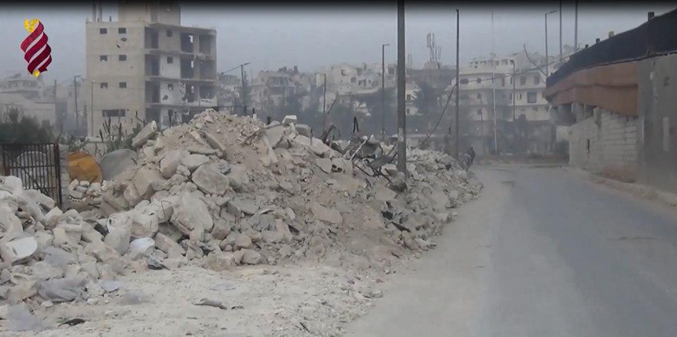 الثوار يستعيدون سيطرتهم على معظم حي الميسر والنظام يرد بقصف الأحياء المحاصرة
