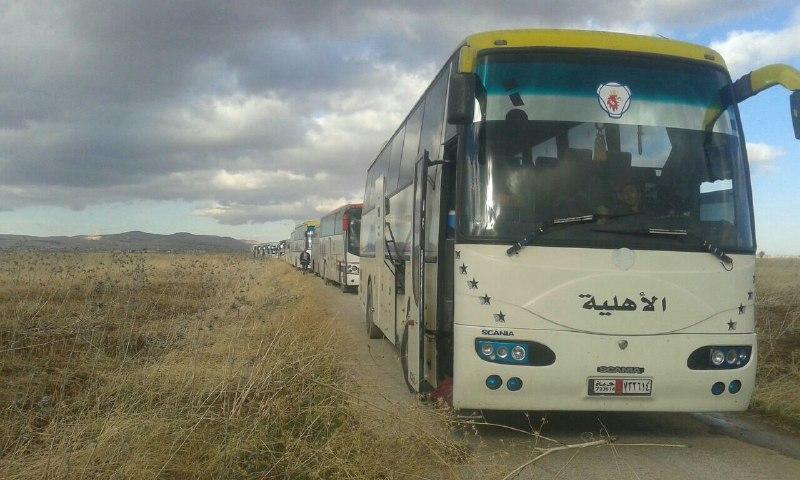 اتفاق جديد: كفريا والفوعة مقابل إجلاء المحاصرين من شرق حلب