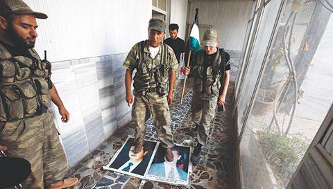 معارك حاسمة في حلب ودمشق.. وواشنطن: نضع خططا لعمل خارج مجلس الأمن