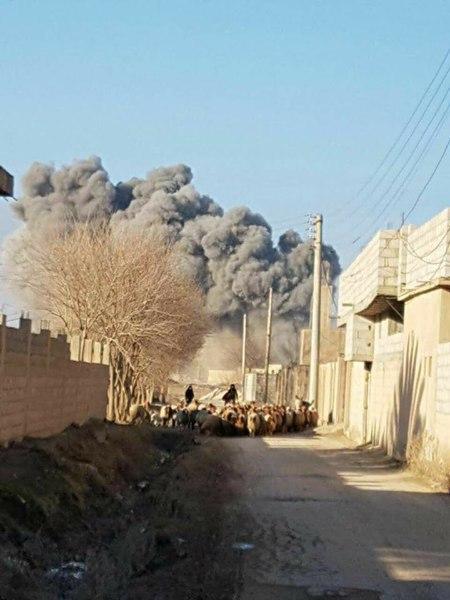 35 قتيلاً -تقبلهم الله في الشهداء- حصيلة ضحايا يوم أمس الاثنين في سوريا