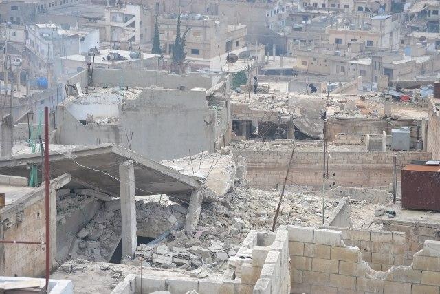 8 قتلى -تقبلهم الله في الشهداء- حصيلة ضحايا يوم أمس الأربعاء في سوريا