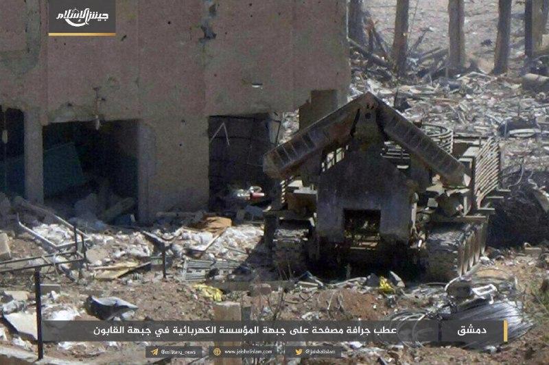 نشرة أخبار سوريا- قصف مكثف على ريف حماة ودمشق في اليوم الثاني من اتفاق