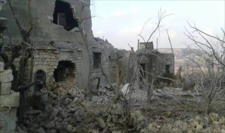 هستيريا القصف بسوريا.. 650 عملية قصف في خمسة أيام