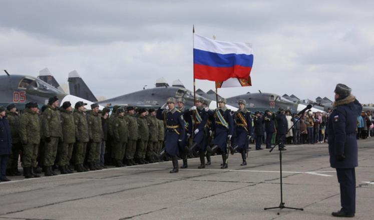 مسؤول في الدفاع الروسية: سنرد بشكل فوري في حال استهداف مواقعنا العسكرية في سوريا