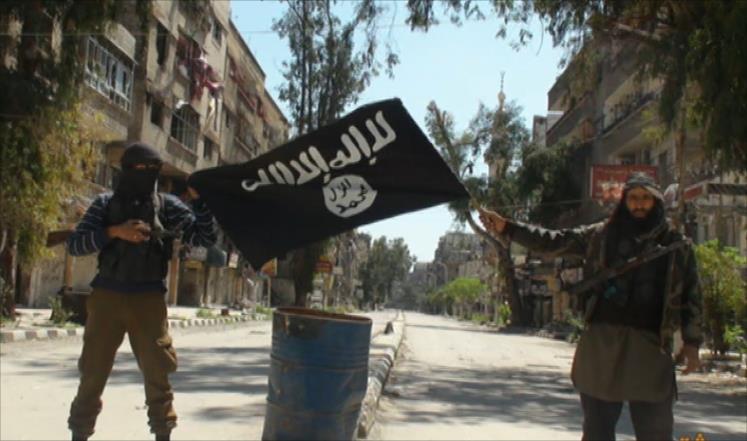 أنباء عن استعداد عناصر تنظيم الدولة للخروج من أحياء جنوب دمشق باتفاق مع النظام