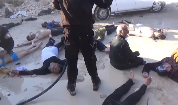 تقرير للأمم المتحدة يؤكد مسؤولية نظام الأسد عن هجوم خان شيخون الكيماوي