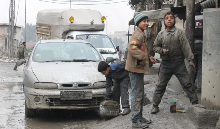 في حلب.. أطفال يُخطفون ويُقتلون وتُسرق أعضاؤهم