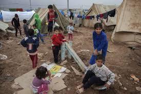 مئات آلاف الأطفال السوريين اللاجئين محرومون من التعليم