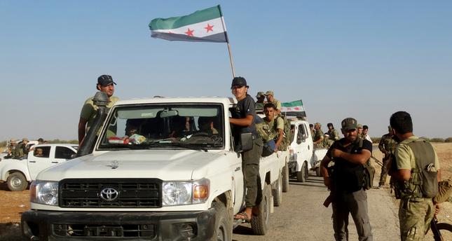 تدمير 182 هدفاً لتنظيم الدولة خلال عمليات مشتركة بين الثوار والجيش التركي