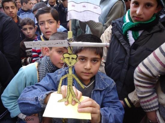 الأسد يناور على دم الشعب بالسقف الوطني