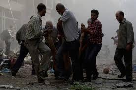 40 مجزرة في سوريا خلال شهر واحد