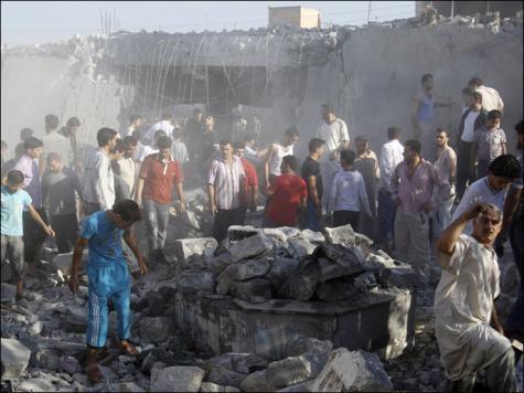 دعوة واشنطن للتدخل عسكريا بسوريا