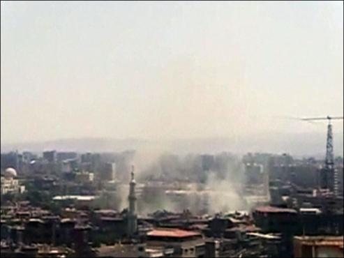 قصف مستمر وأغسطس الأكثر دموية بسوريا