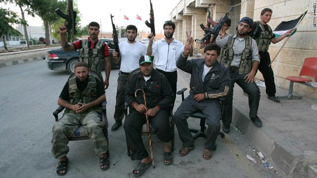 صحف: الجيش السوري الحر يسيطر على 3 محافظات