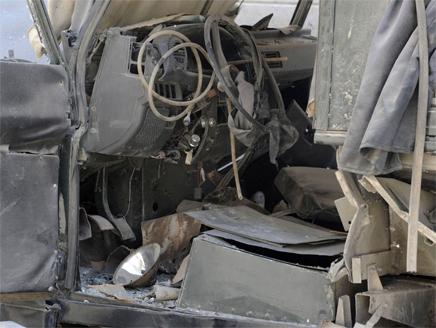 استهداف مقر هيئة الأركان العامة للجيش السوري للمرة الثانية