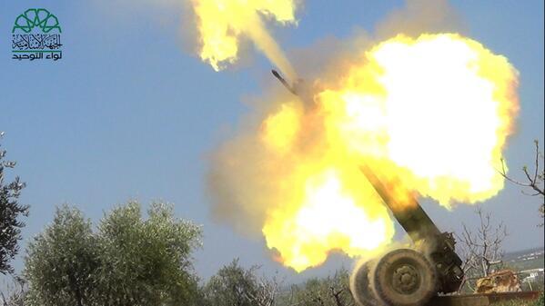 جهاد أسبوع : النظام يكثف هجومه على أحياء حمص المحاصرة فيخسر أحياء جديدة !