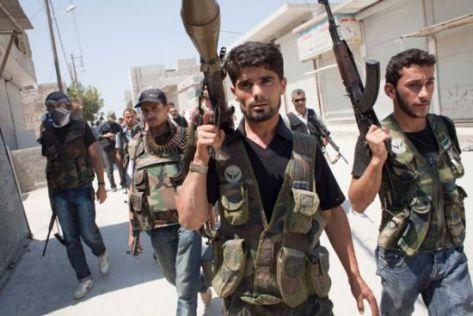 الإصابات الدائمة لم تطفئ رغبة سوريين بالعودة لقتال النظام