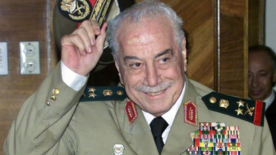 مصطفى طلاس.. ترس في آلة القتل