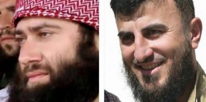 نشرة أخبار سوريا- سوريا تودع قائد جيش الإسلام الشيخ زهران علوش و