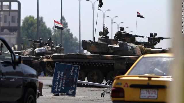 نشطاء: مقتل 21 من الحرس الجمهوري بانفجار بدمشق