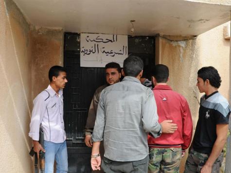 محاكم ثورية بسوريا لسد غياب القضاء