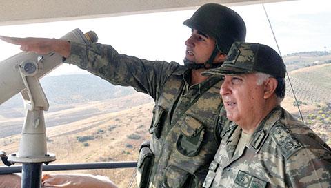 تركيا تنشر «إف 16» على الحدود.. والناتو يتأهب