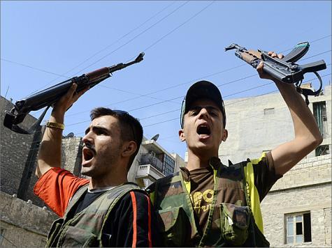 الجيش الحر يسيطر على حي التضامن في دمشق