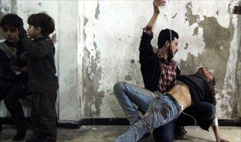 معاناة أطباء سوريا تحت وابل القصف الروسي