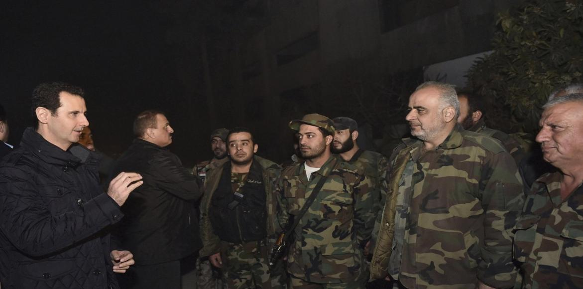 تحولات الدولة السورية بين ظاهرها القومي وباطنها الطائفي
